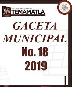 GACETA 18