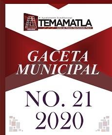 GACETA 21