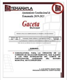 GACETA 25
